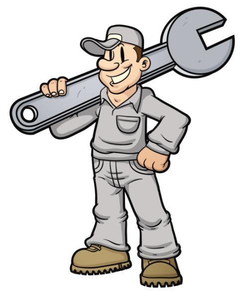 一个汽车修理工